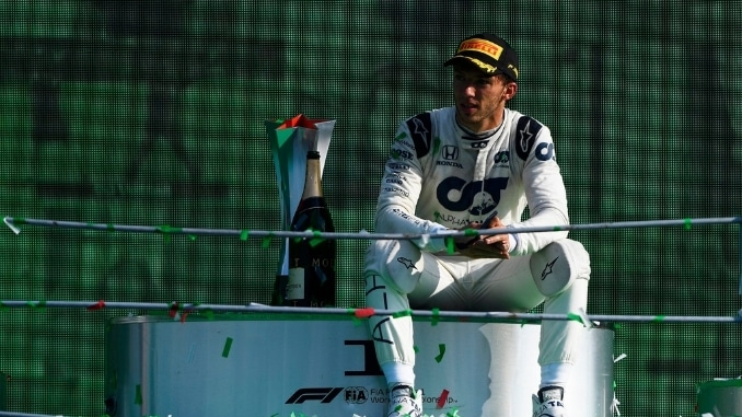 Formula 1: Pierre Gasly to proceed with AlphaTauri for 2021 season
