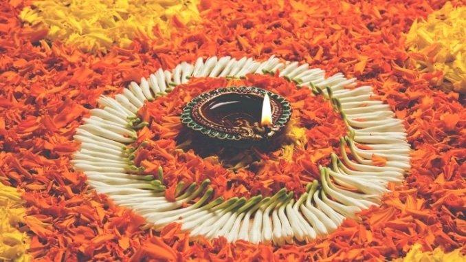 celebrate Diwali in a creative way