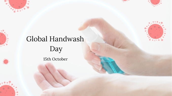 This Global Handwashing Day 2020: Care for your hands can start with a simple step