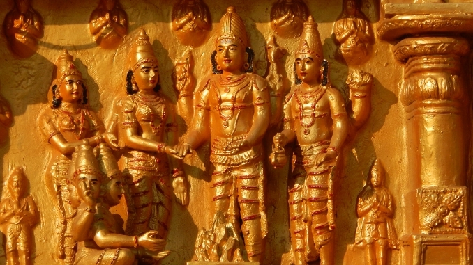 25 Sculptures of Lord Ram to be on Display at Ayodhya for Diwali