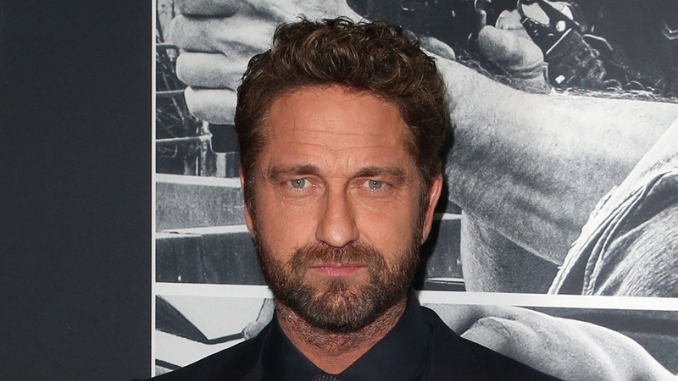 Gerard Butler to return for fourth series of 'Olympus Has Fallen