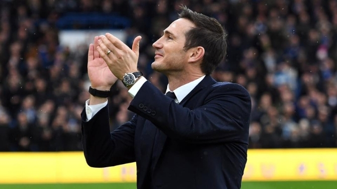Chelsea manager Frank Lampard is delighted that fans are set to return to some stadiums in limited numbers, following the UK government's recent announcement.