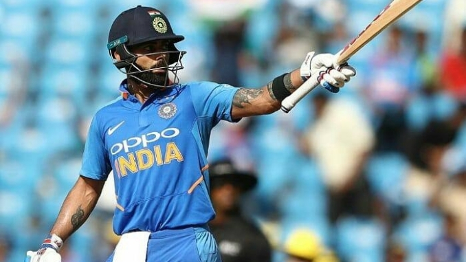 BCCI twitted, Virat Kohli's video with tagline of 'Timing them to Perfection'