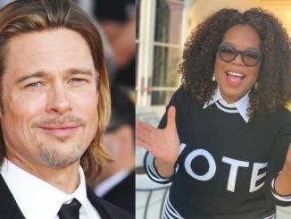 Brad Pitt, Oprah Winfrey, Ta-Nehisi Coates, The Water Dancer
