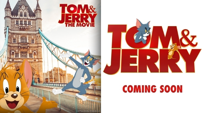 Warner Bros. Pictures has as of late divulged the trailer of the forthcoming 'Tom and Jerry' film which is booked for a 2021 dramatic debut.