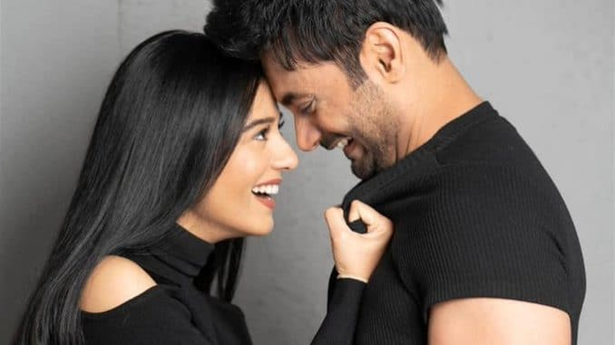 Amrita Rao, RJ Anmol blessed with a baby boy