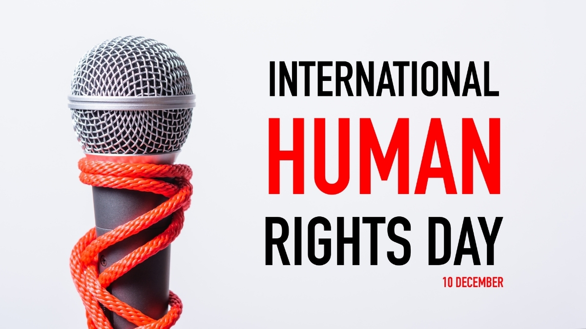 December 10th: Human Rights Day - Trendy Bash