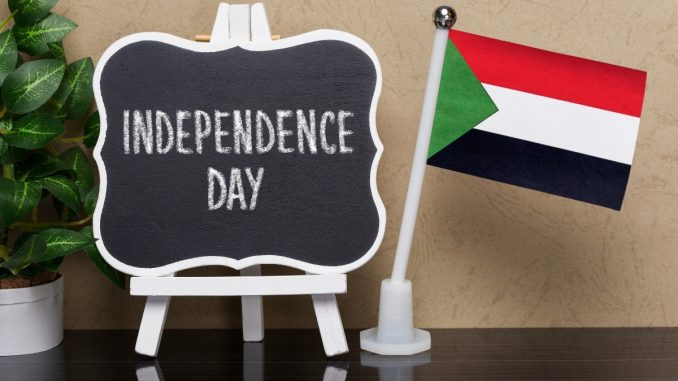 January 1st: Independence Day of Sudan - Trendy Bash