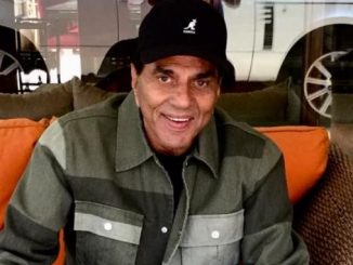 Hema Malini, Raj Babbar wishes Dharmendra on the 85th birthday- Trendy Bash