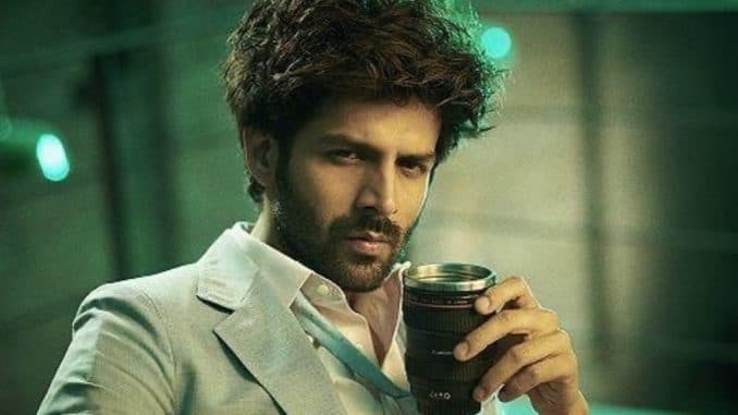 Kartik Aaryan introduce his character from Dhamaka - Trendy Bash