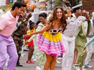 Sara Ali Khan shares of being featured in the iconic song Mirchi Lagi Toh - Trendy Bash