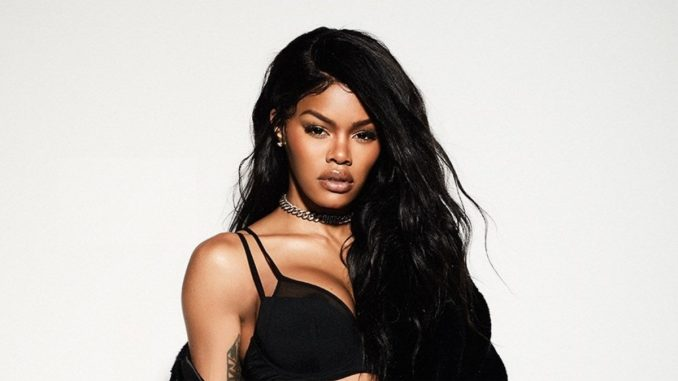Teyana Taylor retired from the music business- Trendy Bash