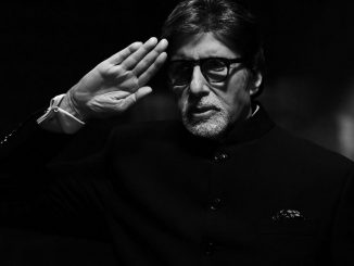 Amitabh Bachchan express gratitude to the army on Armed Forces Flag Day-Trendy Bash