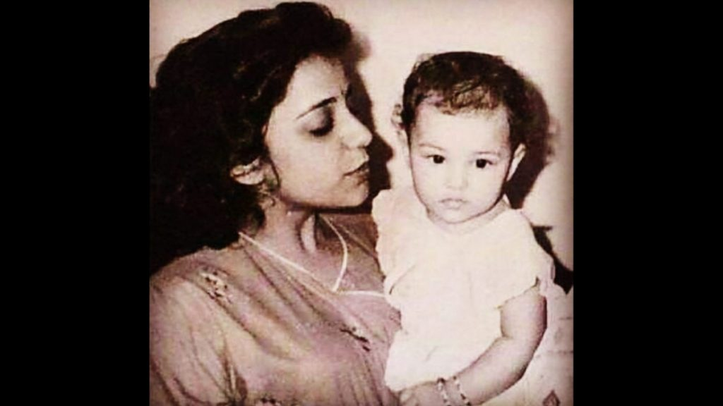 Parineeti Chopra birthday wishes for mother