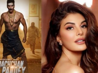 Jacqueline Fernandez joins the cast of 'Bachchan Pandey'