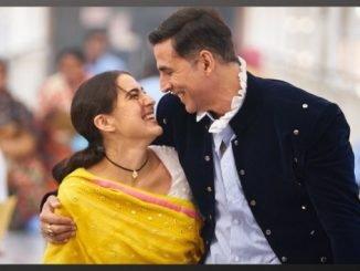 Akshay Kumar, Sara Ali Khan shooting for next film-TrendyBash