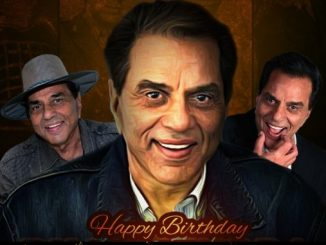 Dharmendra Deol celebrating 85th birthday-TrendyBash