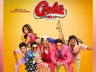 Varun Dhawan teases song from 'Coolie No. 1'-TrendyBash