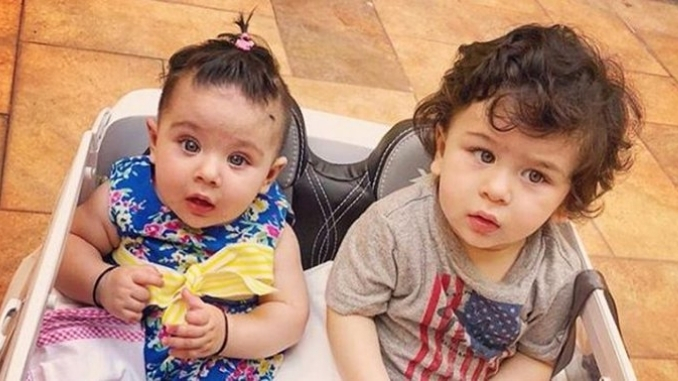 Kareena shares an adorable picture of Taimur-TrendyBash