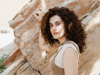 Taapsee Pannu flaunts her muscular physique-TrendyBash
