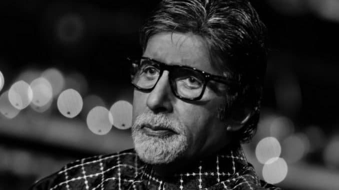 Amitabh Bachchan maintains 'do gaz ki doori'-TrendyBash
