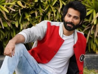 Varun Dhawan resumed for 'Jug Jug Jeeyo'-TrendyBash