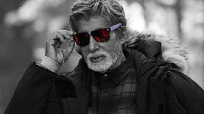 Amitabh Bachchan cracks joke about his 'torture' during latest shoot