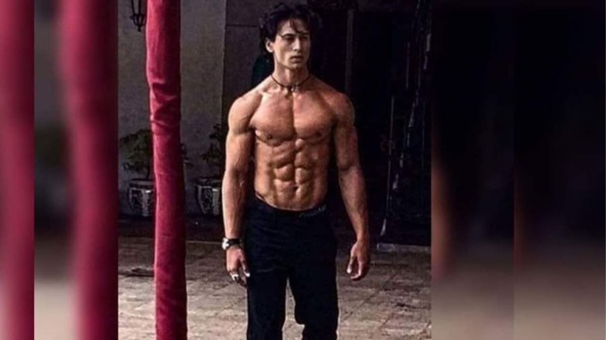 Tiger Shroff shared a stunning throwback picture-TrendyBash