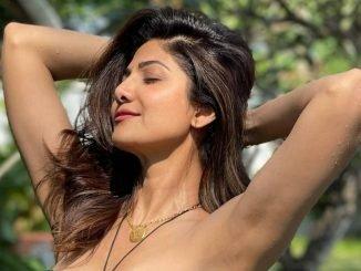 Shilpa Shetty shares stunning picture -TrendyBash