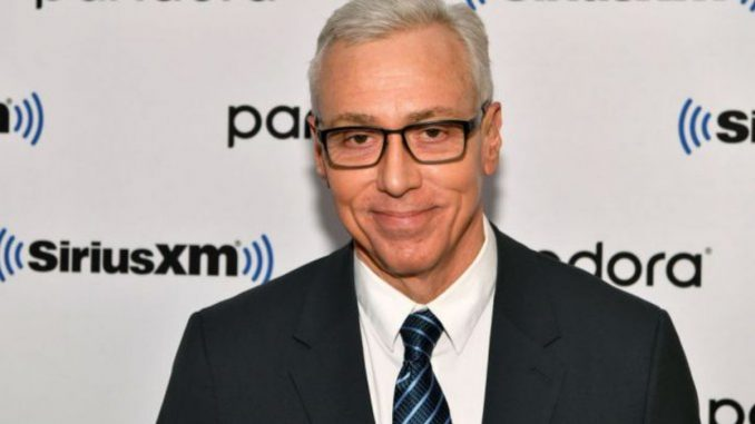 Dr Drew Pinsky tests Covid-19 positive-TrendyBash