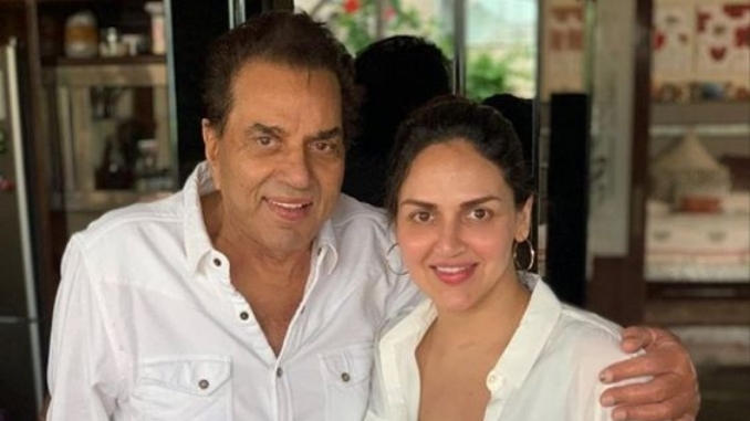 Esha Deol marks father Dharmendra's birthday with a picture - Trendy Bash