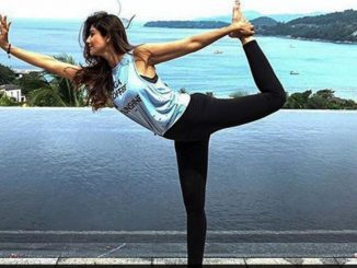 Shilpa Shetty shares her fitness mantra, Swasth Raho Mast Raho