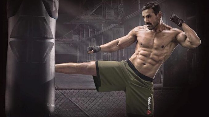 John Abraham flaunts toned abs in a shirtless picture-Trendy Bash