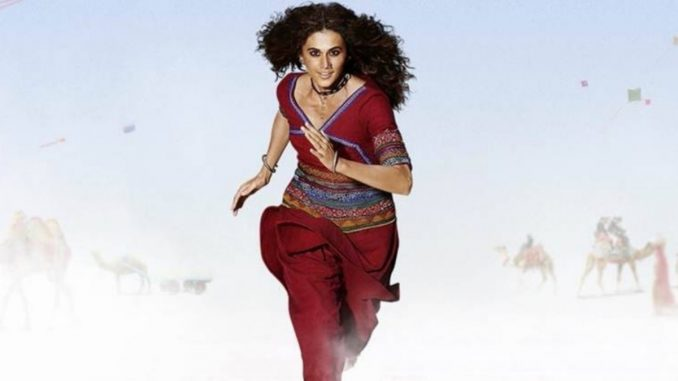 """""""It Was Painful"""" - But Worth It: Taapsee Pannu Completes Athletic Training For Rashmi Rocket"""