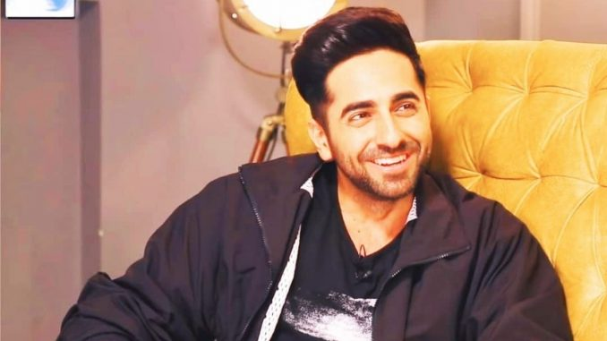 I seek to entertain people with my movies, advertisement, says Ayushmann Khurrana-Trendy Bash