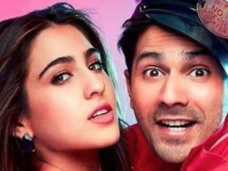 Coolie No 1: Sara Ali Khan introduces 'Hottest Nurse Ever Varun Dhawan' BTS video