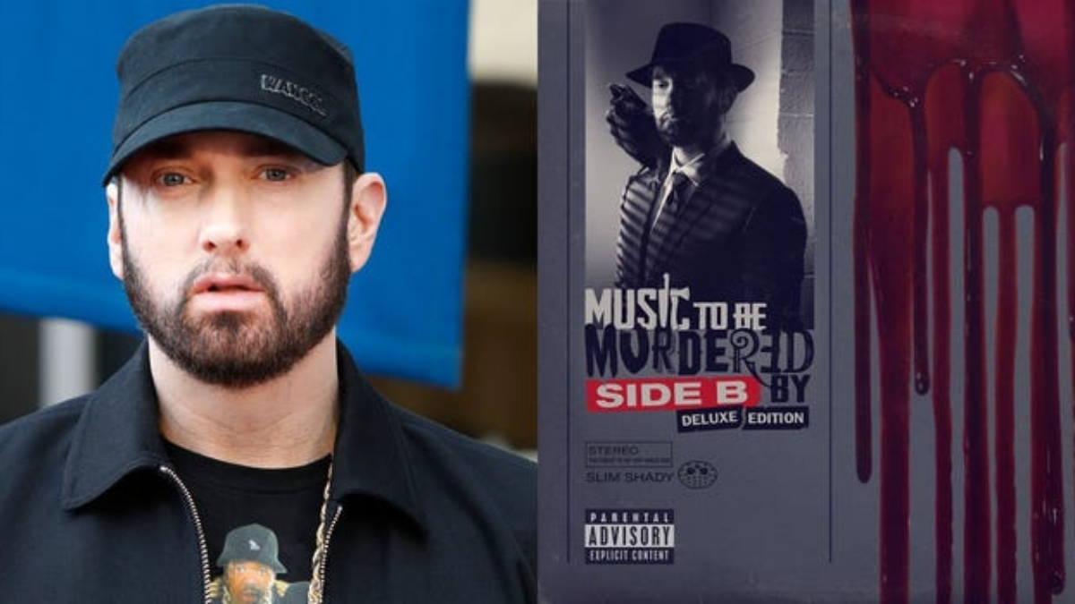 'Music To Be Murdered By- Side B', Eminem's holiday season surprise for fans
