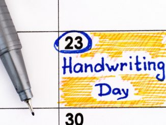 January 23rd: National Handwriting Day in the United States - Trendy