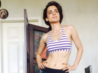Kangana Ranaut motivates fans with her workout video -Trendy Bash