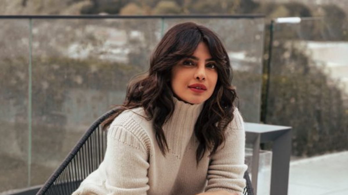 Priyanka Chopra announces 'We Can Be Heroes' sequel