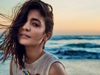 Anushka Sharma spends quality time with her doggo