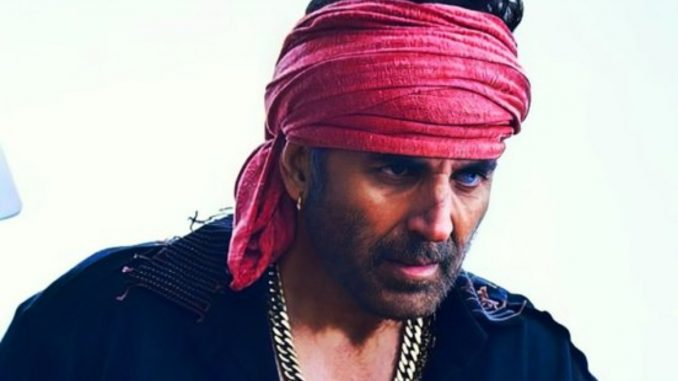 First look of 'Bachchan Pandey'-TrendyBash