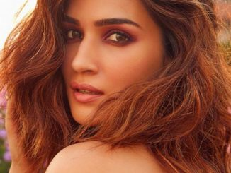Kriti Sanon shares what she craves through her poetic skills