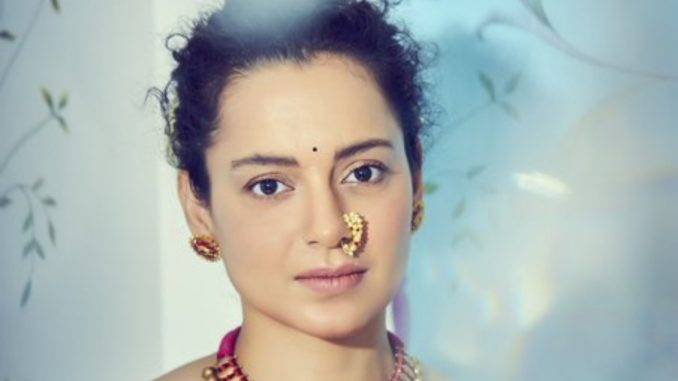 Kangana Ranaut drops first look poster of 'Dhaakad'