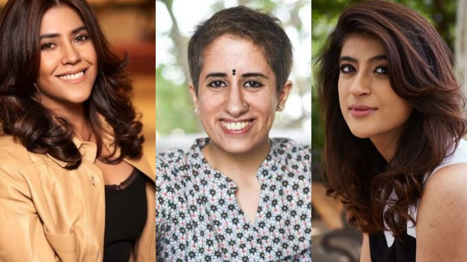 Indian Women Rising a new initiative to emplower female talent by Ekta Kapoor, Tahira Kashyap, Guneet Monga
