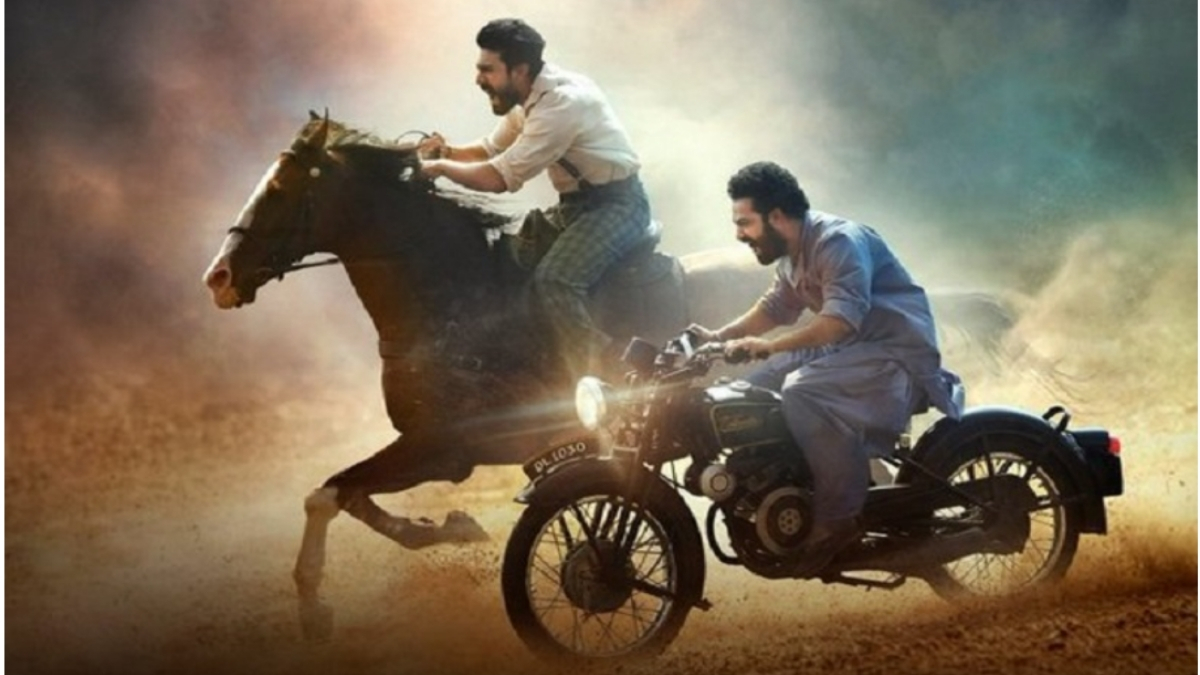SS Rajamouli's 'RRR' gets a release date