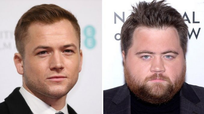 Taron Egerton, Paul Walter Hauser to star in serial killer series