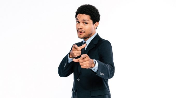 Trevor Noah sets new original feature with Paramount Animation