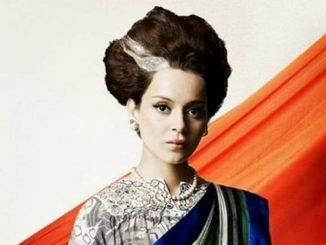 Kangana Ranaut to play Indira Gandhi