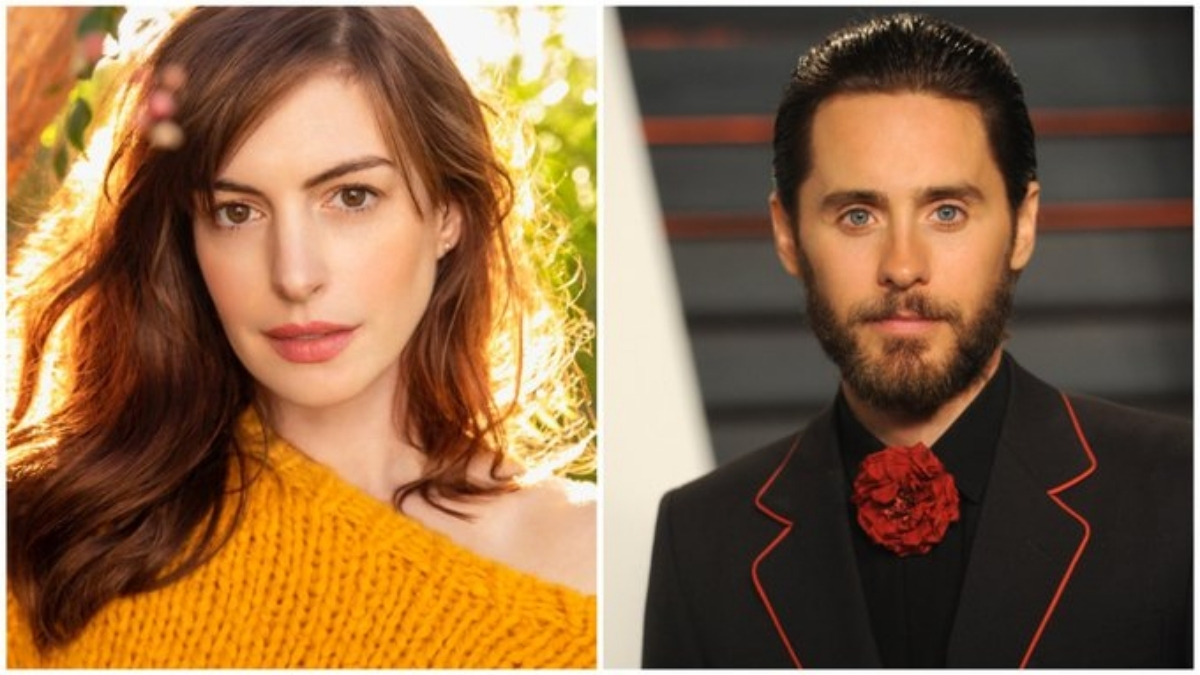 Anne Hathaway, Jared Leto to star in 'WeCrashed'